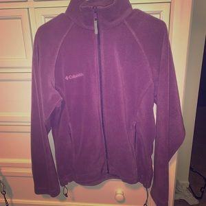 Columbia jackets full zip